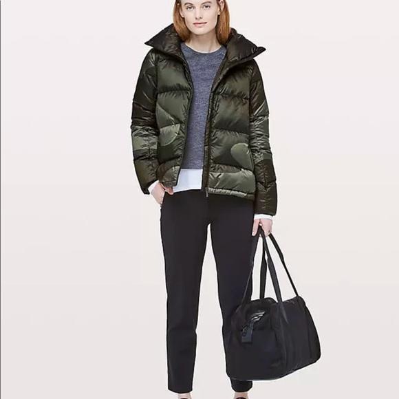 lululemon athletica Jackets & Blazers - NWT Lululemon Cloudscape Jacket $248-Size 12